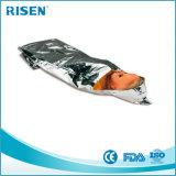 Emergency Rettungs-Zudecke-Plastik-Zudecken