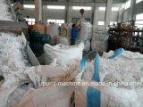 PE dei pp che ricicla macchina e plastica che granulano riciclando riga