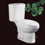 Двухкусочный туалет фарфора (SS-TT2717)