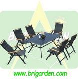 까만 진주 I - 세트 (BGRT-001)를 식사하는 정원