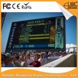 P6를 위한 옥외 풀 컬러 단계 배경 LED 영상 표시 전시