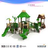Vasia Natur-populäres im Freienspielplatz-Gerät für Kinder (VS2-3081A)