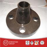 Così acciaio Buttweld di /Stainless del carbonio della flangia di Wn della flangia