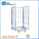 Galvanized d'acciaio Nesting un Frame Storage Roll Container