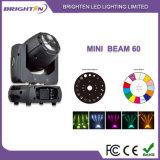 Schneller Träger-bewegliches Hauptstadiums-Licht der Anlieferungs-60W LED