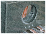 Естественная Polished каменная тщета Countertop кухни гранита