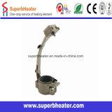elemento de calefacción eléctrico de la mica inoxidable del calentador de venda de 40m m X 50mm-220V-190W