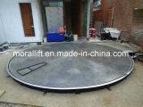 Подгонянный этап Turntable крупноразмерного диаметра вращая