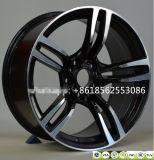 Le rotelle di automobile di alluminio borda 120 rotelle BMW della lega della replica