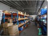 Hydraulische 4 Spalte-Ausschnitt-Maschine für Leder/Gummi/Plastik/Gepäck und Schaumgummi