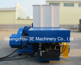 セリウムWtb40150が付いている機械のリサイクルのHDPEのバレルShredder/HDPEのバレルの粉砕機