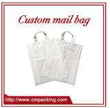 Zachte het Winkelen van de Carrier van het Handvat van de Lijn Plastic Zak