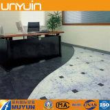 Extensamente - azulejo de suelo de piedra disponible del vinilo del PVC del grano