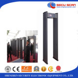 Ton und LED Lights Alarm Walk Through Metal Detector für Indoor Use Door Frame Metal Detector