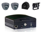 Registratore locale DVR, 4G automobile mobile DVR di HDD,