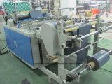Rql-600 de Zij Verzegelende Zak die van de plastic Film Machine met het Auto Lijmen maken