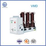 Disjuntor de vácuo Vmd 24kv-1250A no painel