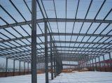 Портальный пакгауз фермы стальной структуры света рамки (KXD-CH2)