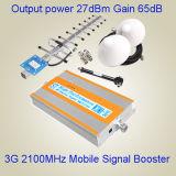2100MHz het mobiele Signaal van de Telefoon van de Cel Hulp3G Amplifier+Yagi voor Huis & het Gebruik van het Bureau