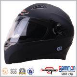 専門の点の倍のバイザーのオートバイのヘルメット(FL123)