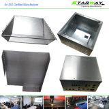 製造の高品質レーザーの切断のカスタマイズされたシート・メタル