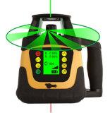 Het automatische zelf-Nivelleert Roterende Niveau van de Laser met LCD Vertoning (Groen Rood 400HV/400HVG)