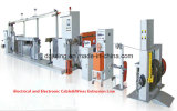 Elektrische und elektronische Kabel-Draht-Strangpresßling-Zeile Kabel-Maschine