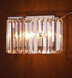 Lâmpada de parede de cristal moderna