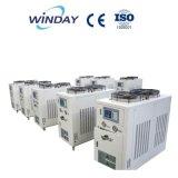 Réfrigérateur industriel de rouleau pour la galvanoplastie