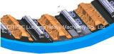 Fodere resistenti all'uso dell'acciaieria per il laminatoio del minerale metallifero, laminatoio della miniera