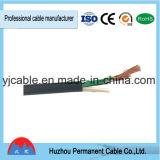 UL 표준 PVC 절연제 나일론 칼집 3*8AWG Tsj Thnn 케이블