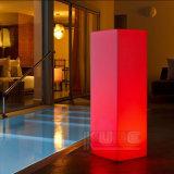 LED s'allume RGB Glowing Landscape Lamp Décorations extérieures imperméables