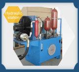 O-Tipo perfurador grosso hidráulico da placa do CNC