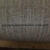 Paño de aluminio de la fibra de cerámica del silicato de las cortinas del horno del aislante