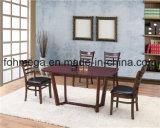 Tabela e cadeiras novas do projeto para os restaurantes (FOH-BCA66)