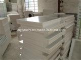 Painel de teto laminado PVC da gipsita com revestimento protetor da folha