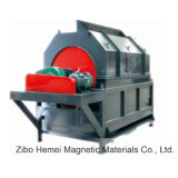 Ctl-1224 de reeksen drogen Magnetische Separator voor Ertsen, de Verrichting van de Reiniging