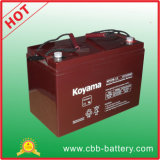UPS Battery 100ah 12V do AGM Industry Solar Energy Storage Battery da alta qualidade