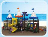 Оборудование HD-Tsn001 игры спортивной площадки скольжения ребеят школьного возраста напольное