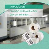 Materiais sintéticos do revestimento de superfície eletrônico das etiquetas para a aplicação industrial