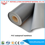 Гибкая мембрана PVC водоустойчивая для низкого толя наклона