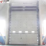 Дверь промышленного подъема высокого качества секционная надземная