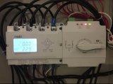Commutateur automatique de transfert de pouvoir duel d'ATS d'écran LCD