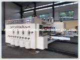 Фабрика сразу продает автоматическое печатание цвета 4 прорезая и умирает автомат для резки