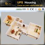 Windows와 문을%s 가진 부동산 그리고 건축 이동할 수 있는 Prefabricated 집