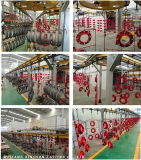 Accoppiamento e montaggio Grooved del tubo di approvazioni di FM/UL/Ce per il sistema di protezione antincendio