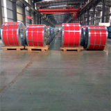 CRC Cor Coated Steel Coil Sea Blue PPGI Steel Strip