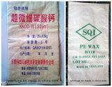 Großhandelschemikalie gesponnener Beutel mit buntem gedruckt