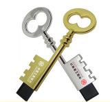 Mecanismo impulsor financiero del flash de Pendrives del palillo de la memoria del mecanismo impulsor del pulgar del USB del disco de destello de la tarjeta de memoria del USB del clave de la abundancia del palillo del USB de los regalos de la insignia del OEM del mecanismo impulsor del flash del USB