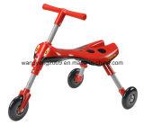 Motorino rosso del bambino delle 3 rotelle (WY-KT002R)